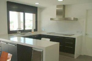Reforma de salón cocina en Sabadell